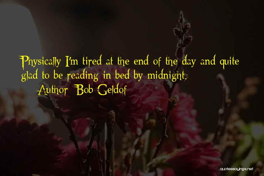 Bob Geldof Quotes 1574583