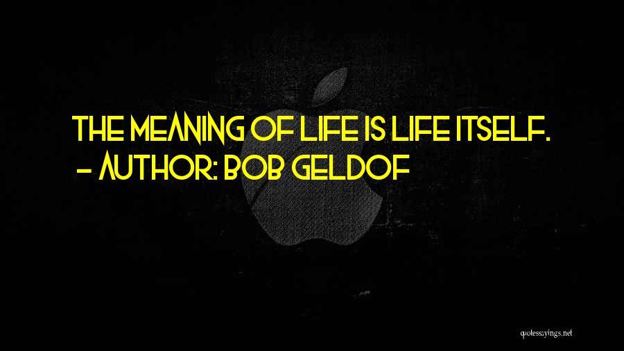 Bob Geldof Quotes 1725917
