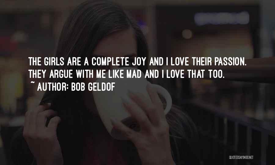 Bob Geldof Quotes 1820098