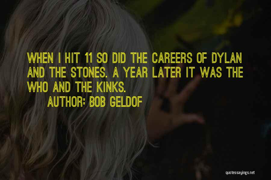 Bob Geldof Quotes 2100665