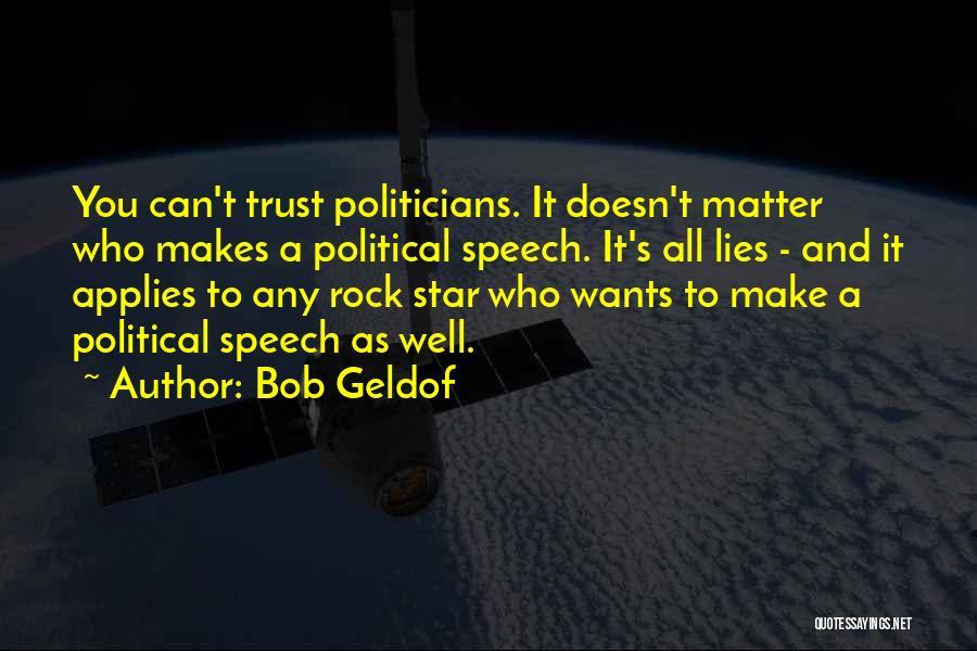 Bob Geldof Quotes 879187