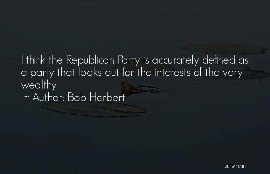 Bob Herbert Quotes 1864776