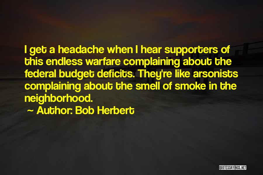 Bob Herbert Quotes 1864999