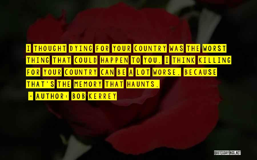 Bob Kerrey Quotes 1795319