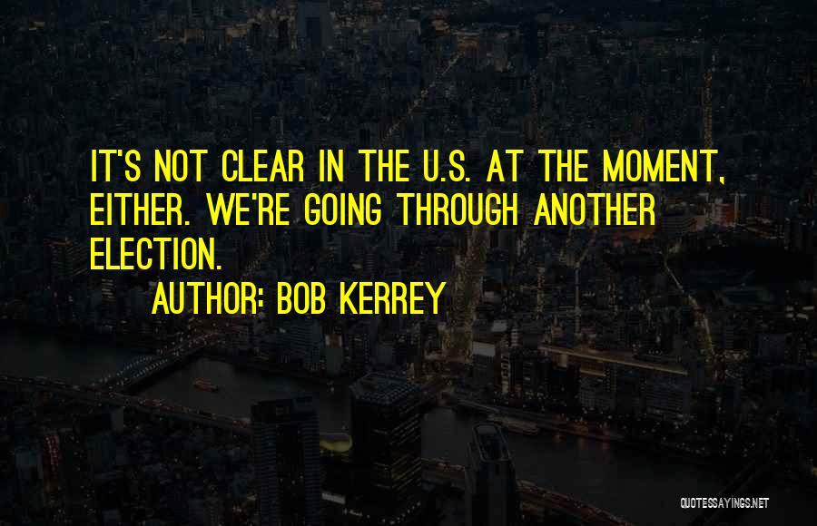 Bob Kerrey Quotes 617703