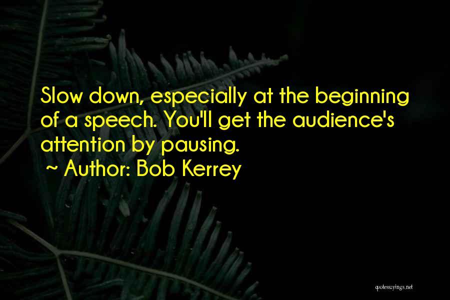 Bob Kerrey Quotes 691959