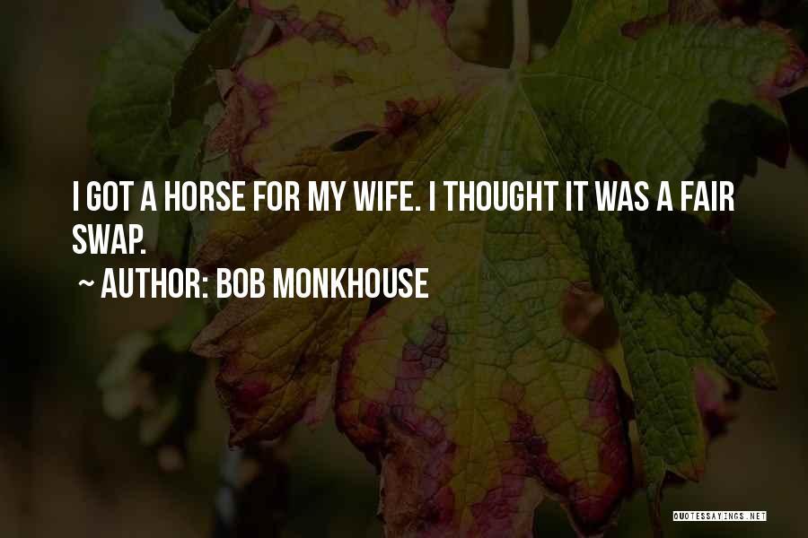 Bob Monkhouse Quotes 1063173