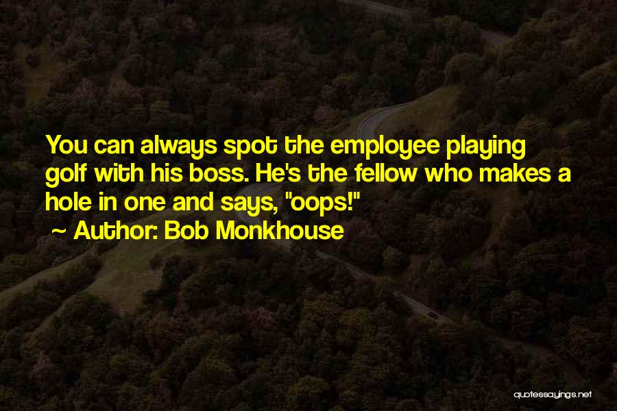 Bob Monkhouse Quotes 2005578