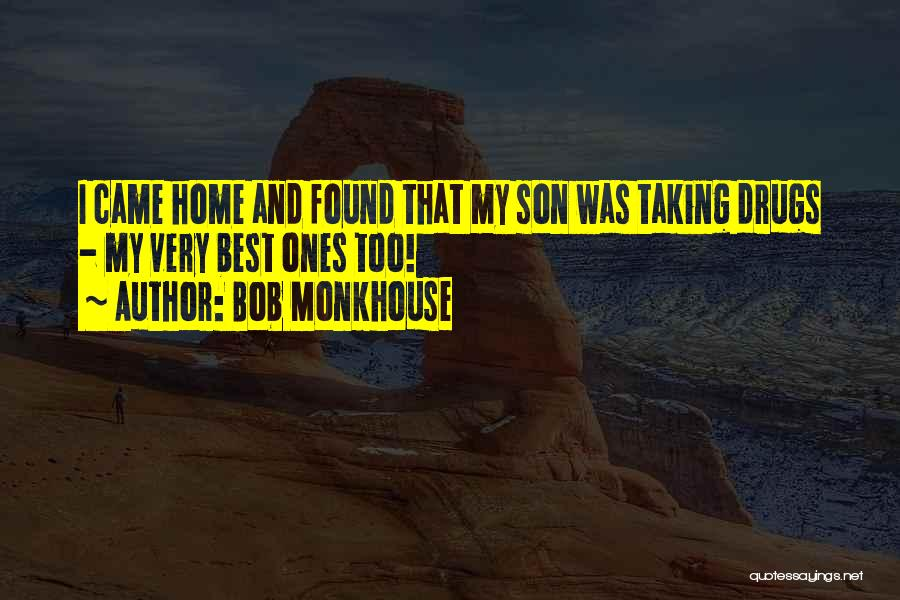 Bob Monkhouse Quotes 301868