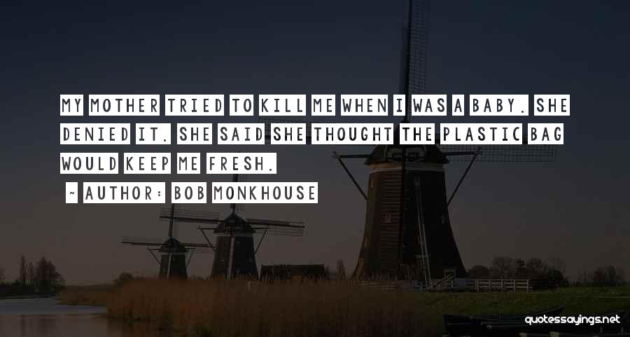 Bob Monkhouse Quotes 464965