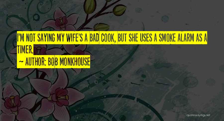 Bob Monkhouse Quotes 467874