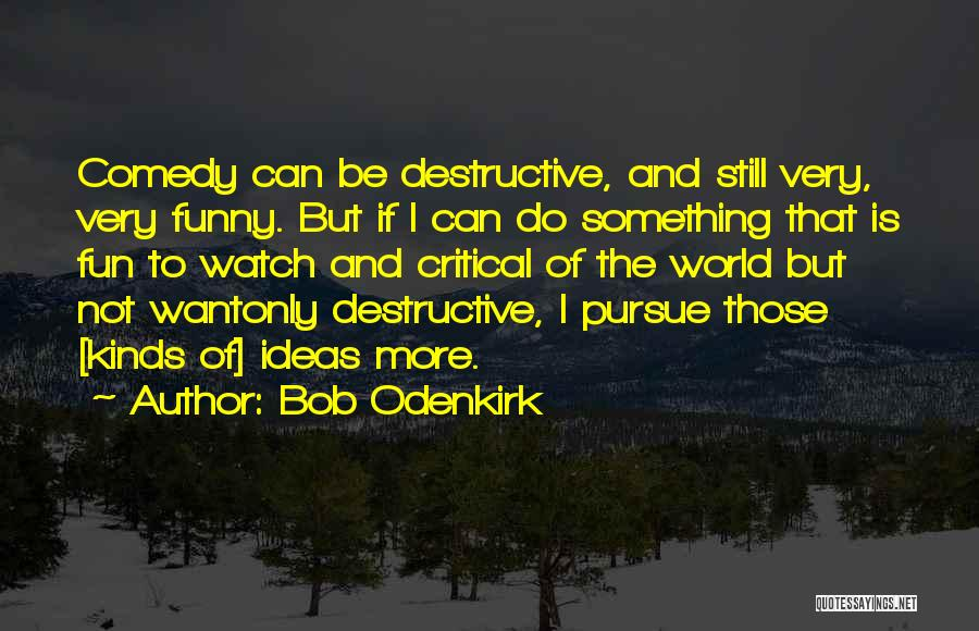 Bob Odenkirk Quotes 1208462
