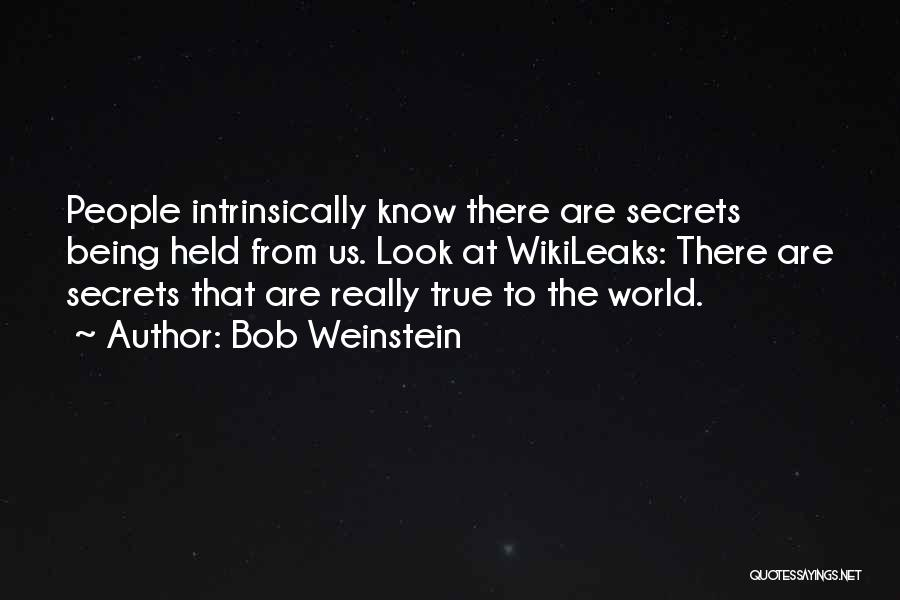Bob Weinstein Quotes 1742135