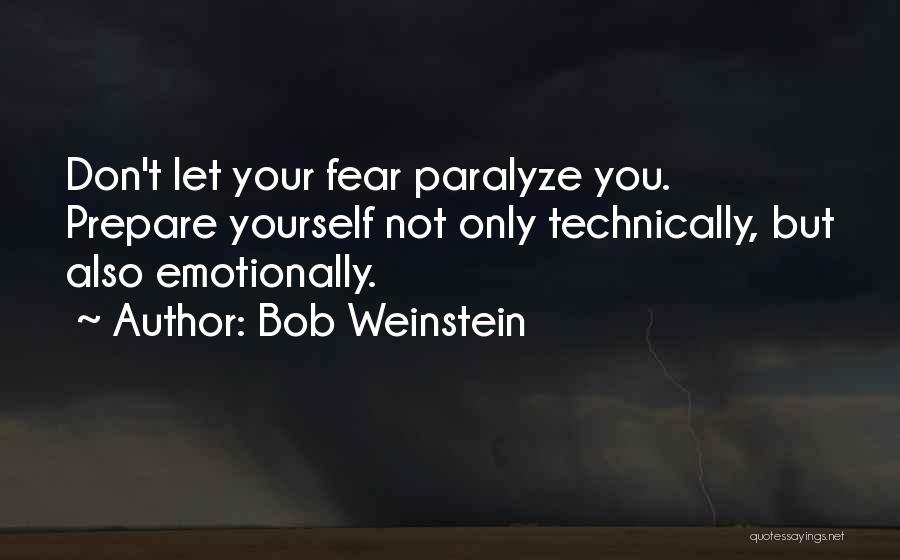Bob Weinstein Quotes 1965043