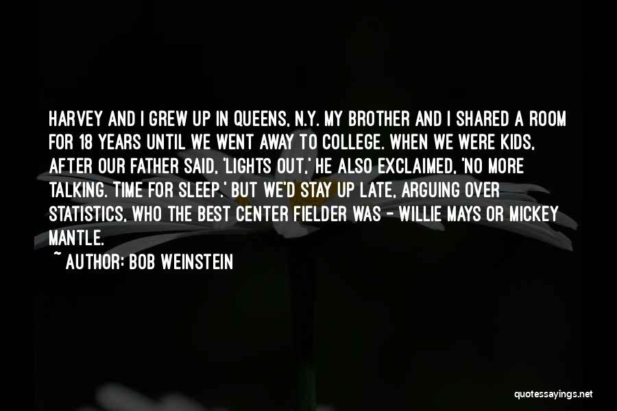 Bob Weinstein Quotes 555583