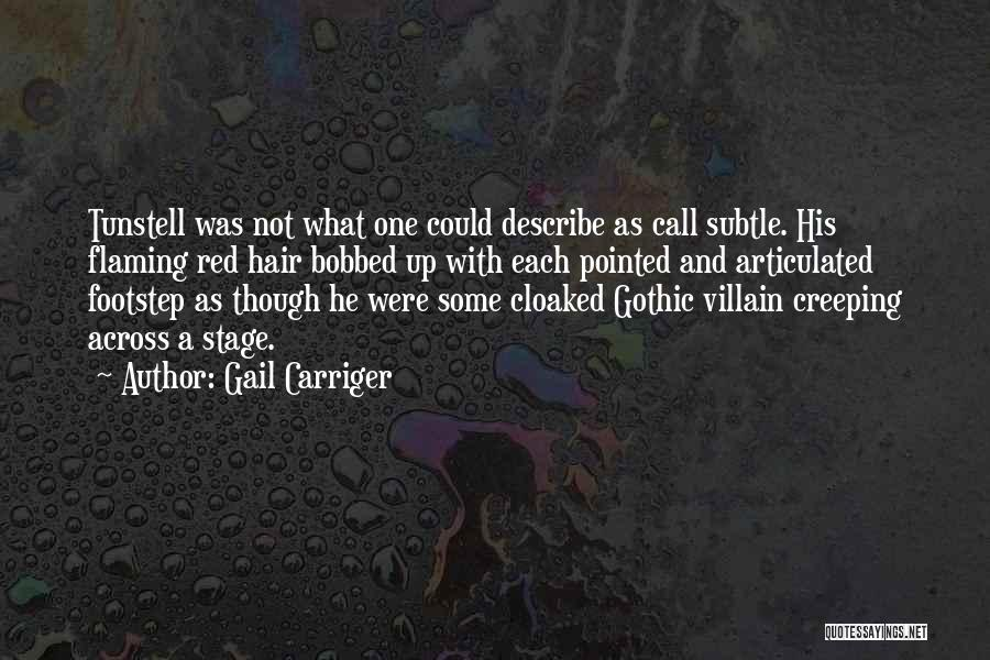 Bobbed Hair Quotes By Gail Carriger