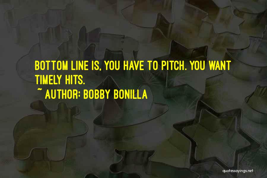 Bobby Bonilla Quotes 154671