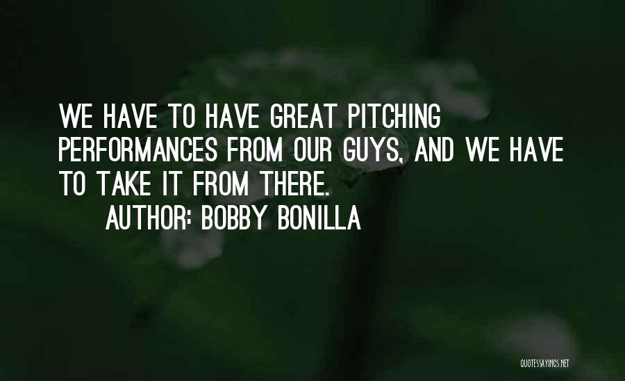 Bobby Bonilla Quotes 2146958