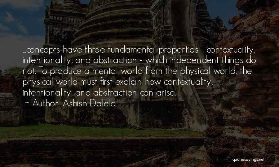 Body And Mind Connection Quotes By Ashish Dalela