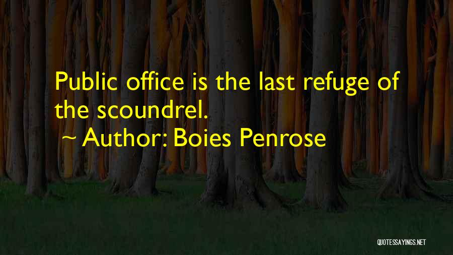 Boies Penrose Quotes 1929796