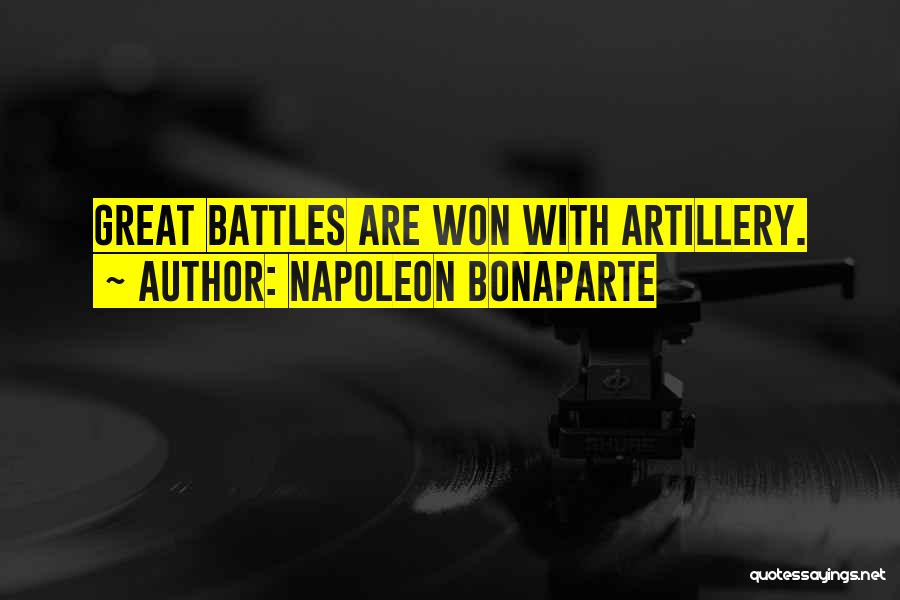Bonaparte Quotes By Napoleon Bonaparte
