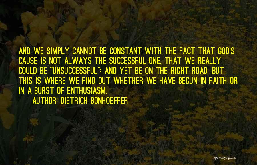 Bonhoeffer Dietrich Quotes By Dietrich Bonhoeffer