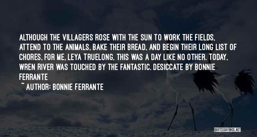 Bonnie Ferrante Quotes 1147912