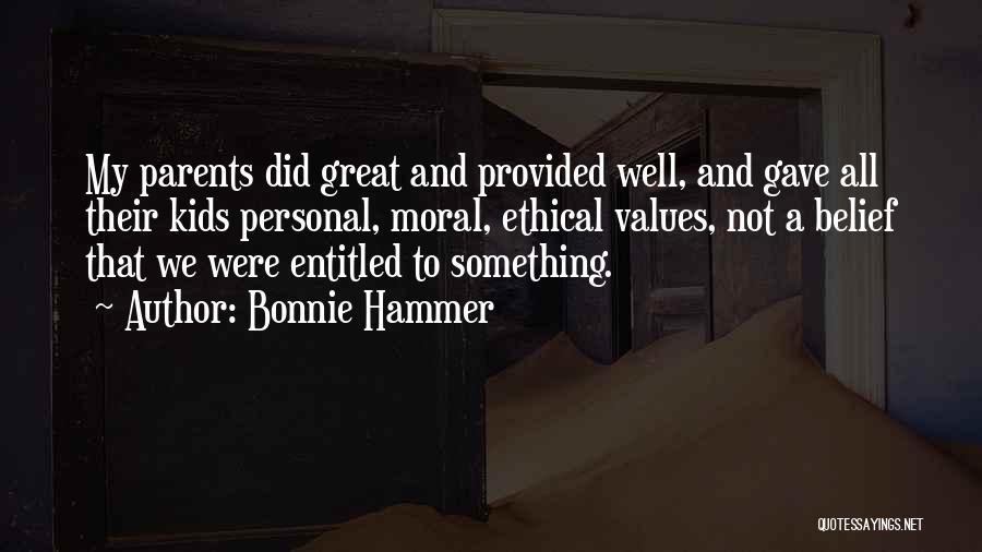 Bonnie Hammer Quotes 93186