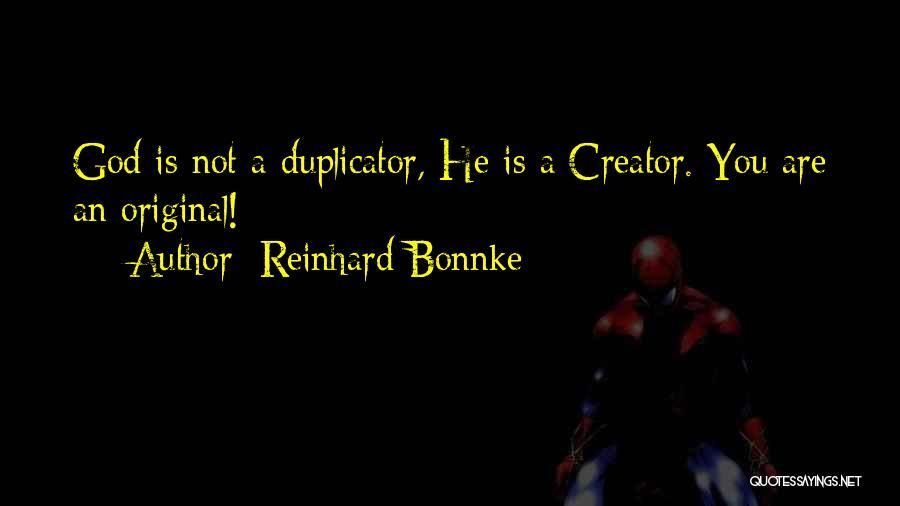 Bonnke Quotes By Reinhard Bonnke