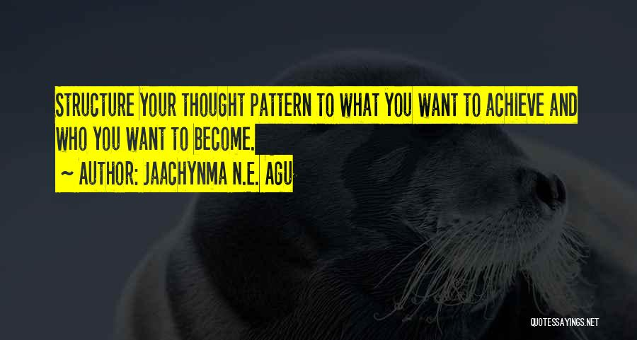 Book And Life Quotes By Jaachynma N.E. Agu