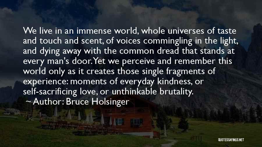 Book And Love Quotes By Bruce Holsinger