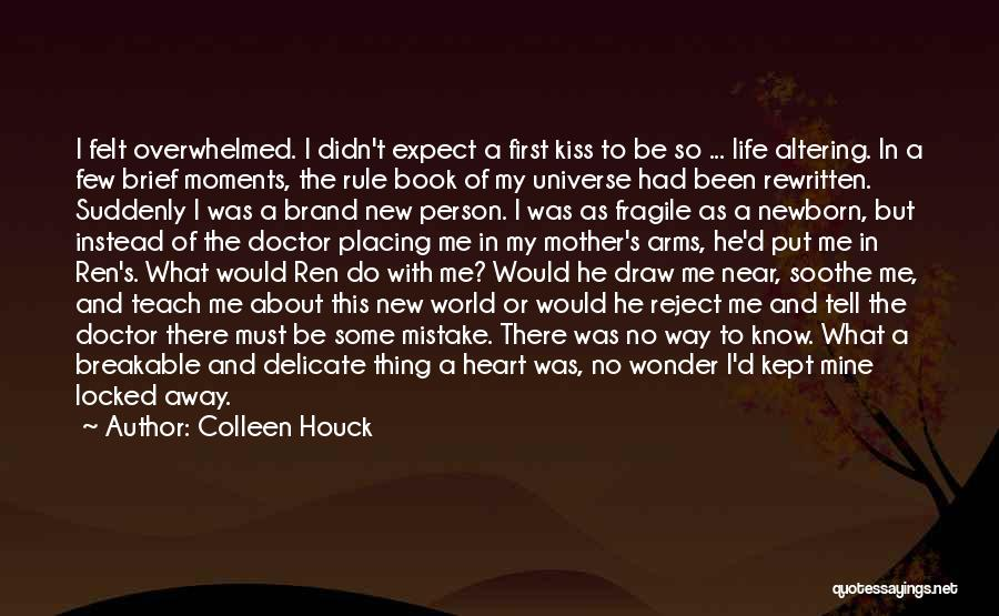 Book And Love Quotes By Colleen Houck