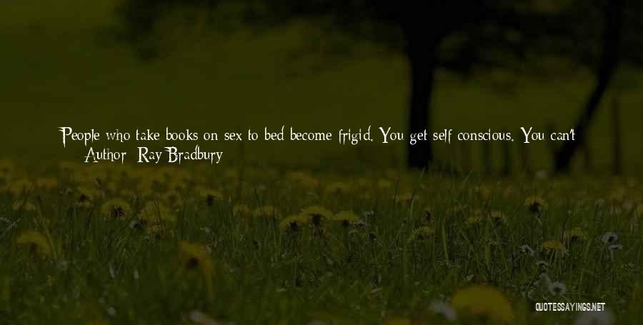 Book And Love Quotes By Ray Bradbury