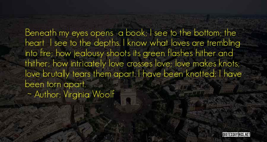 Book And Love Quotes By Virginia Woolf