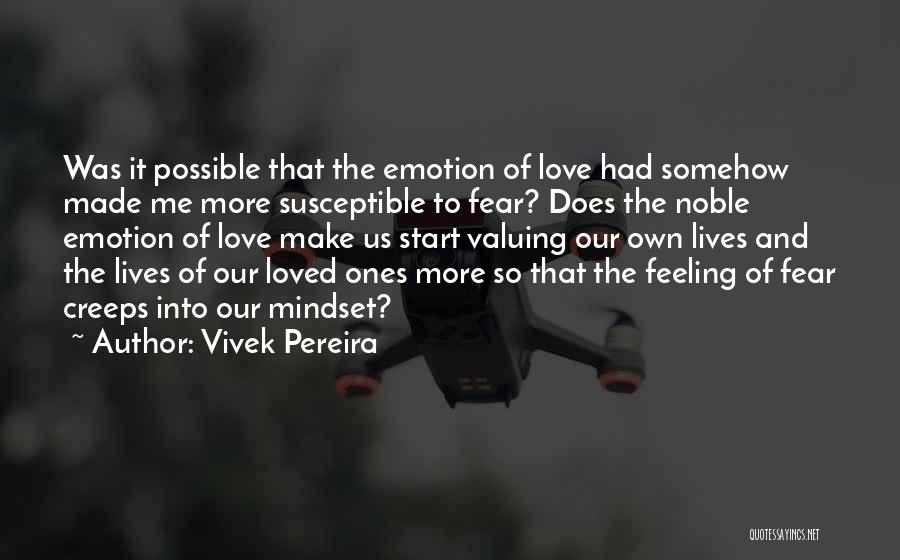 Book And Love Quotes By Vivek Pereira