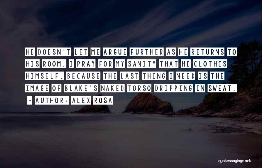 Book Boyfriend Quotes By Alex Rosa