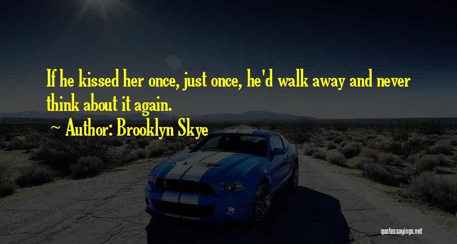 Book Boyfriend Quotes By Brooklyn Skye