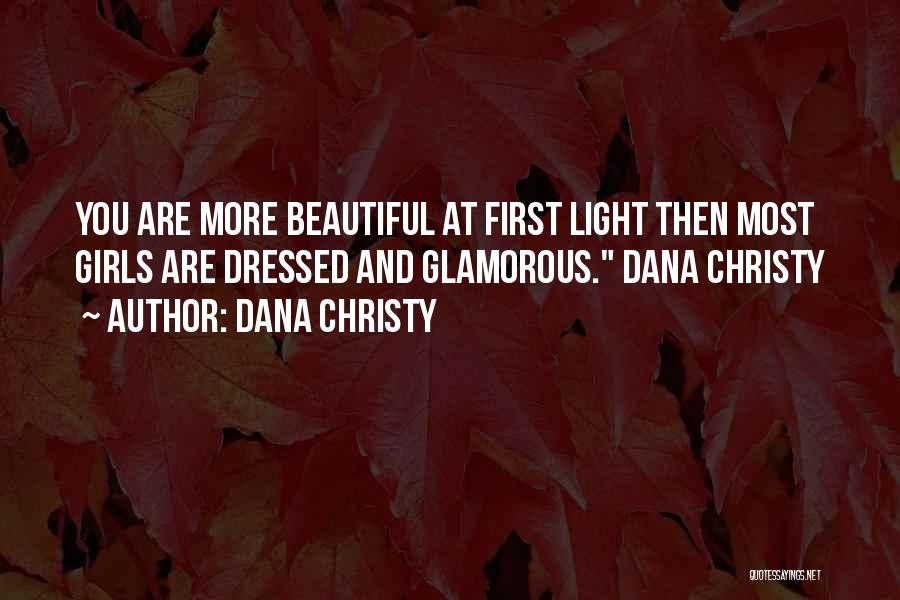 Book Boyfriend Quotes By Dana Christy