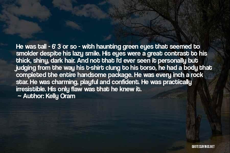 Book Boyfriend Quotes By Kelly Oram