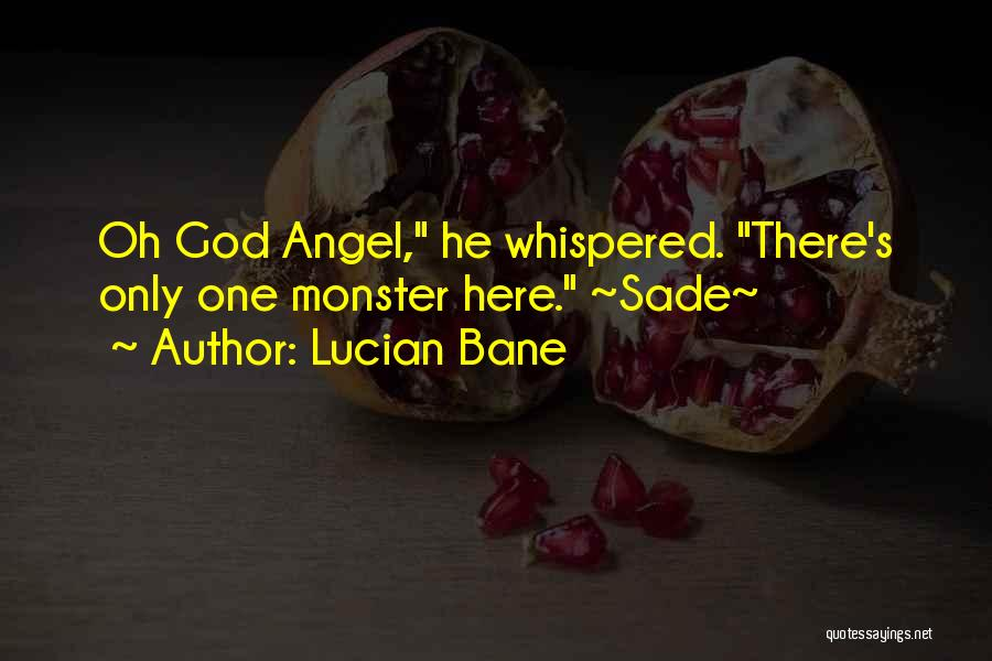 Book Boyfriend Quotes By Lucian Bane