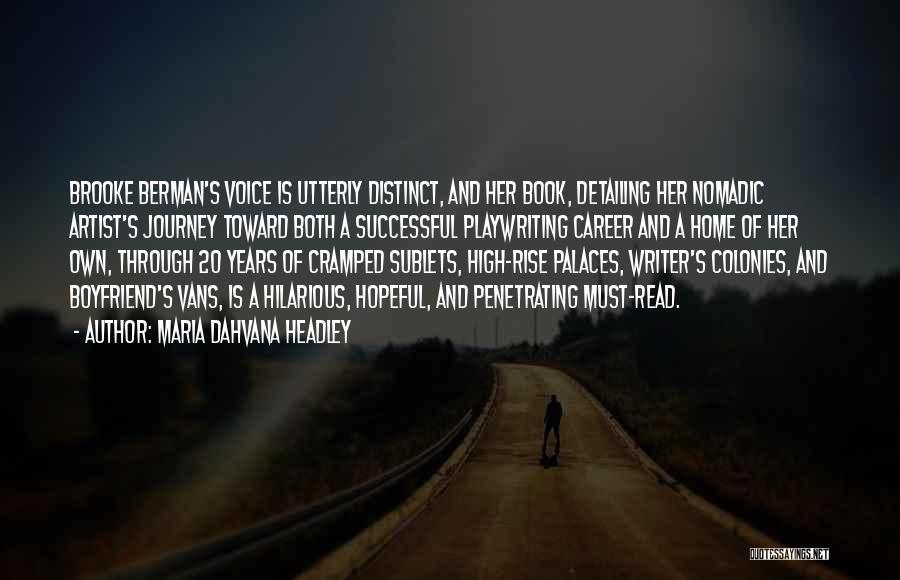 Book Boyfriend Quotes By Maria Dahvana Headley