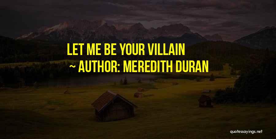Book Boyfriend Quotes By Meredith Duran