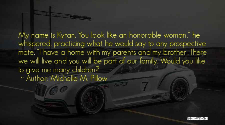 Book Boyfriend Quotes By Michelle M. Pillow