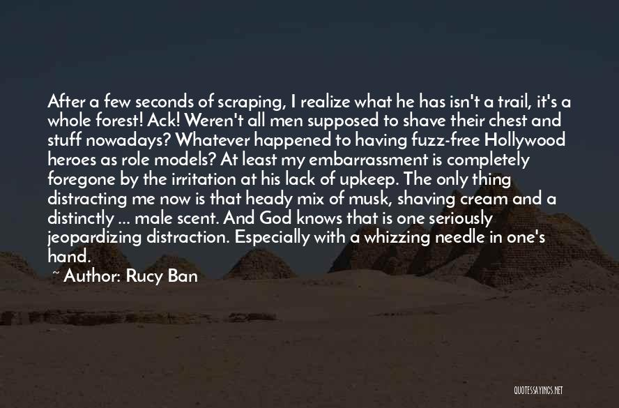 Book Boyfriend Quotes By Rucy Ban