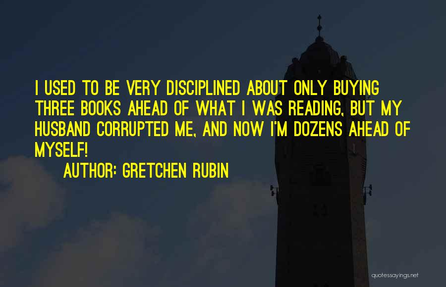 Book Buying Quotes By Gretchen Rubin