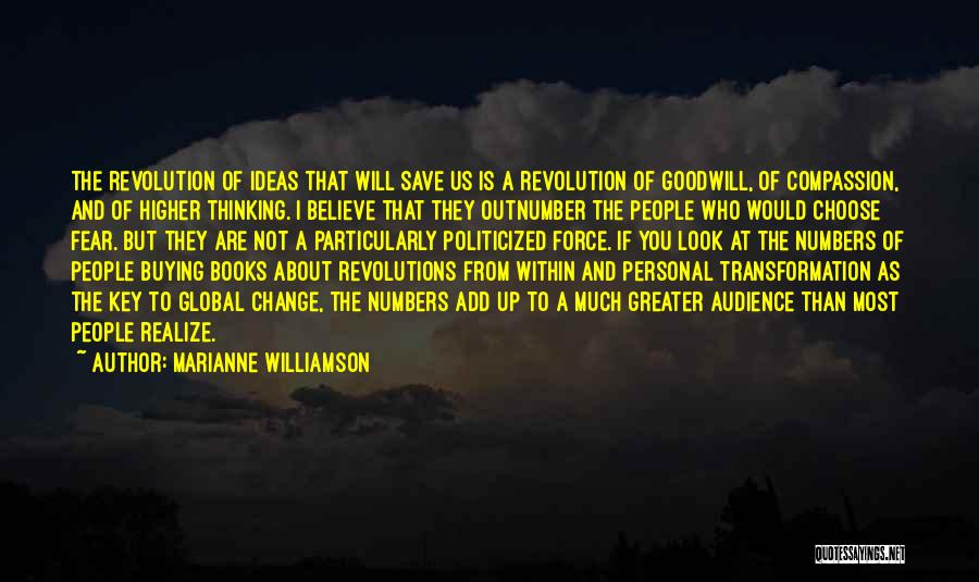 Book Buying Quotes By Marianne Williamson