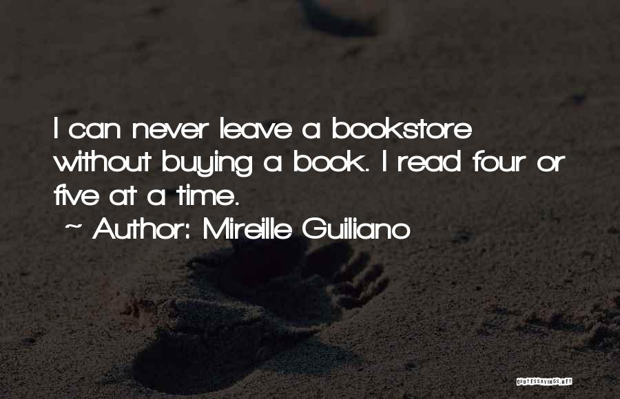 Book Buying Quotes By Mireille Guiliano