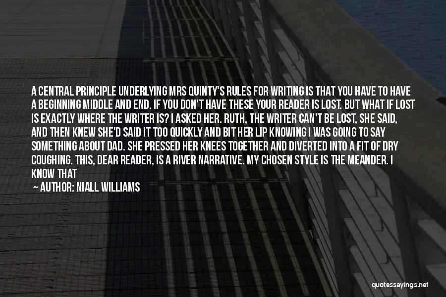 Book Buying Quotes By Niall Williams