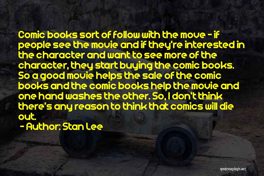 Book Buying Quotes By Stan Lee