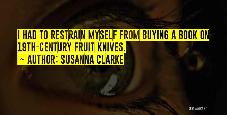 Book Buying Quotes By Susanna Clarke